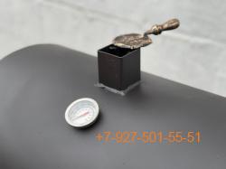 Гриль-барбекю-2мм. №0504/23 (с мангалом-3мм.)
