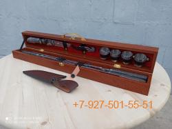 ШН-0011-06-РА Шашлычный набор для Пикника 12 предметов