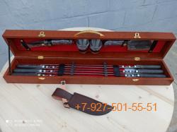 ШН-0013-05-РА Шашлычный набор 14 предметов