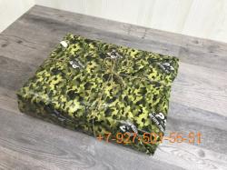 011 Упаковочная в бумага (23 февраля) с перевязкой веревкой