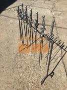 ШПС-0009 Стойка под шампура (разборная)