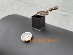 Гриль-барбекю-3мм. №0504/33 (с мангалом-3мм.)