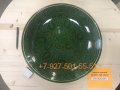 Л-6142С/001-002 42см. Ляган зеленый (карандаш)