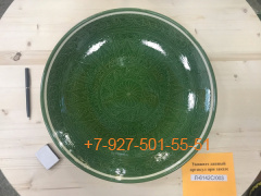 Л-6142С/003-011 42см. Ляган зеленый (карандаш)