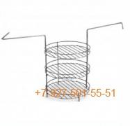Э33 Этажерка (решетка) 3-х ярусная большая премиум
