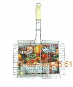 ШПС-0108-218739 Решетка для барбекю глубокая нерж, 620*340*260*50мм