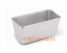 Ал-5009/107050 Форма для выпечки хлеба алюминий 500г прямоугольная