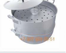 Мант1504 Мантоварка 15 литров - 4 яруса
